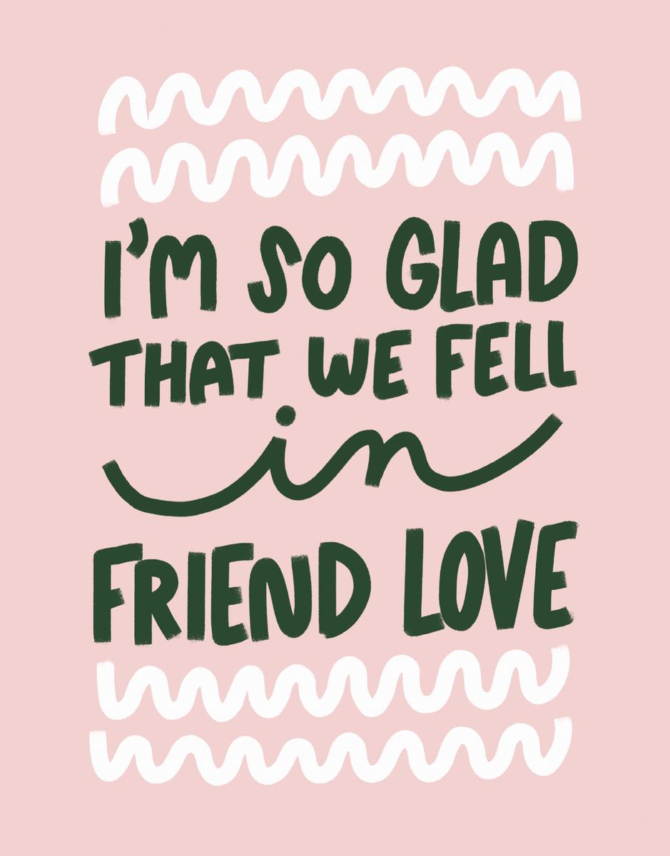 Friend Love
