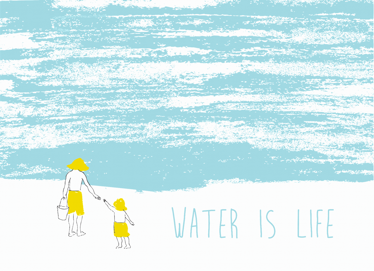 water-is-life-postcard