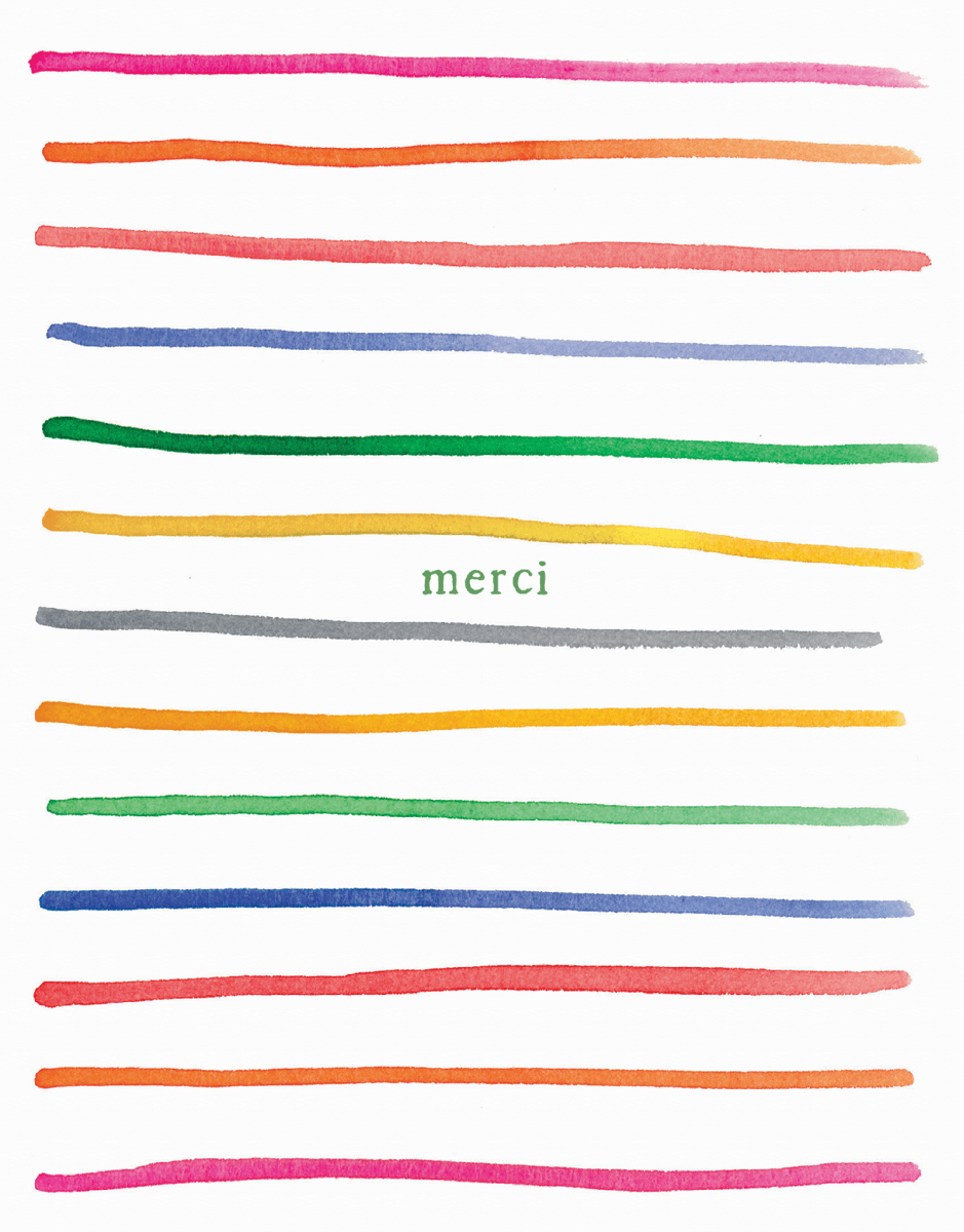 Merci Stripes