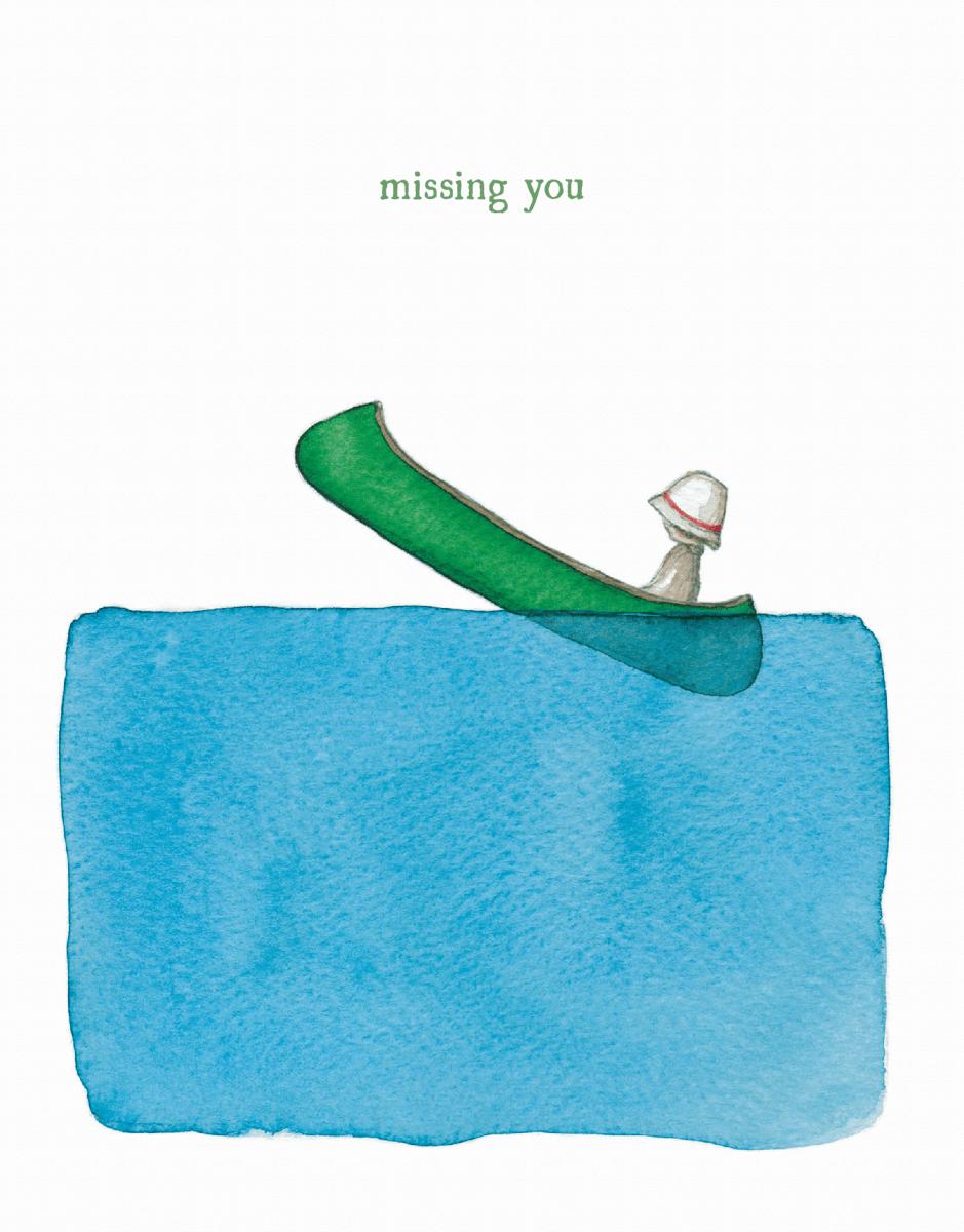 Miss You Canoe
