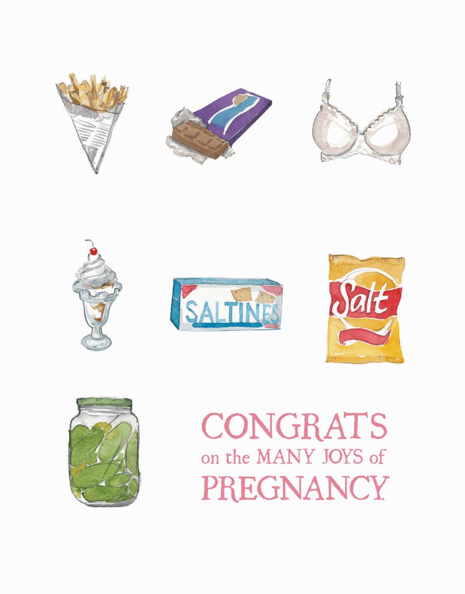 Preggie Snacks