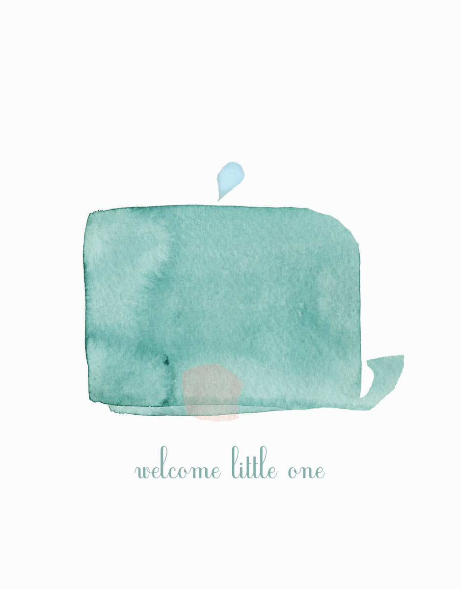Welcome Whale