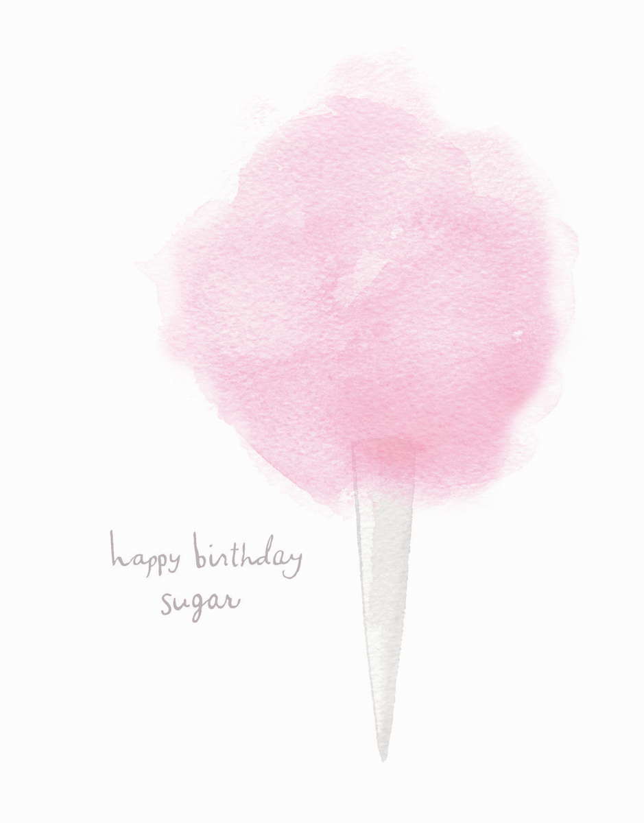 Birthday Sugar