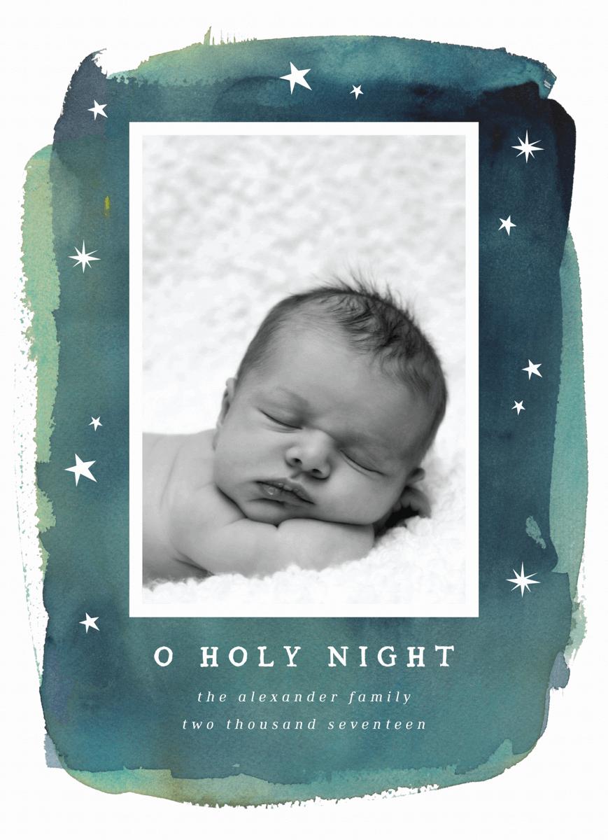 beautiful-holy-night-photo-card