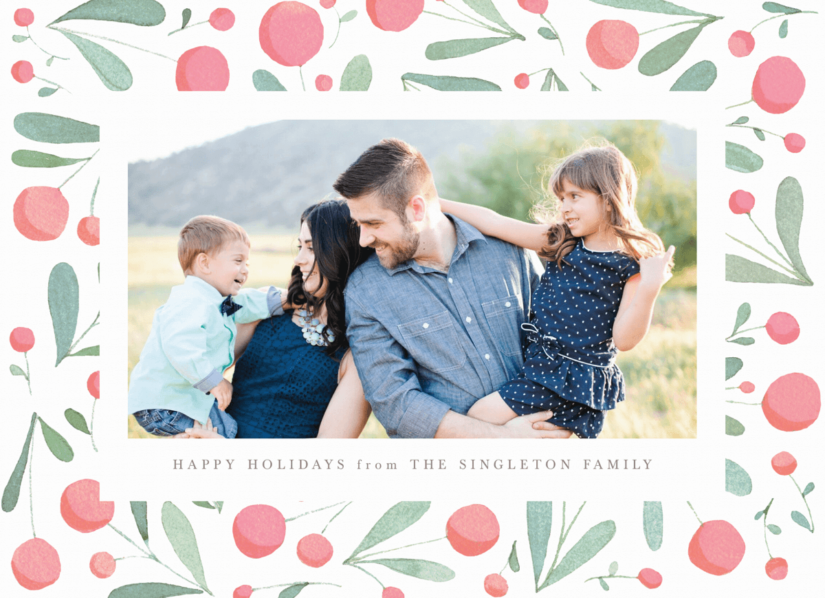 pretty-holiday-card-template