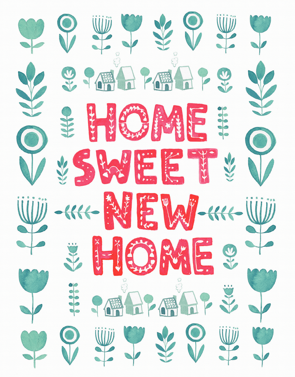 Sweet New Home