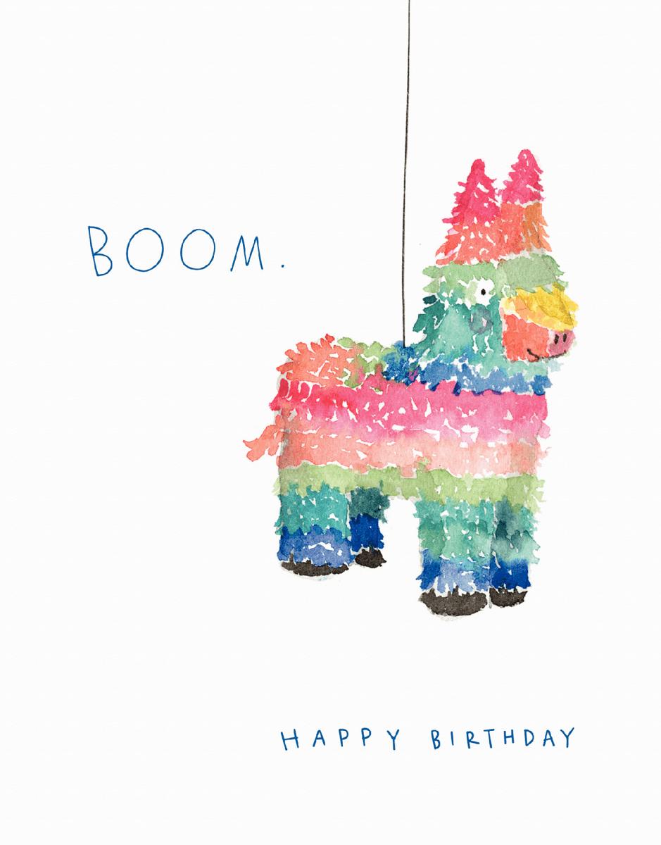 Piñata Birthday