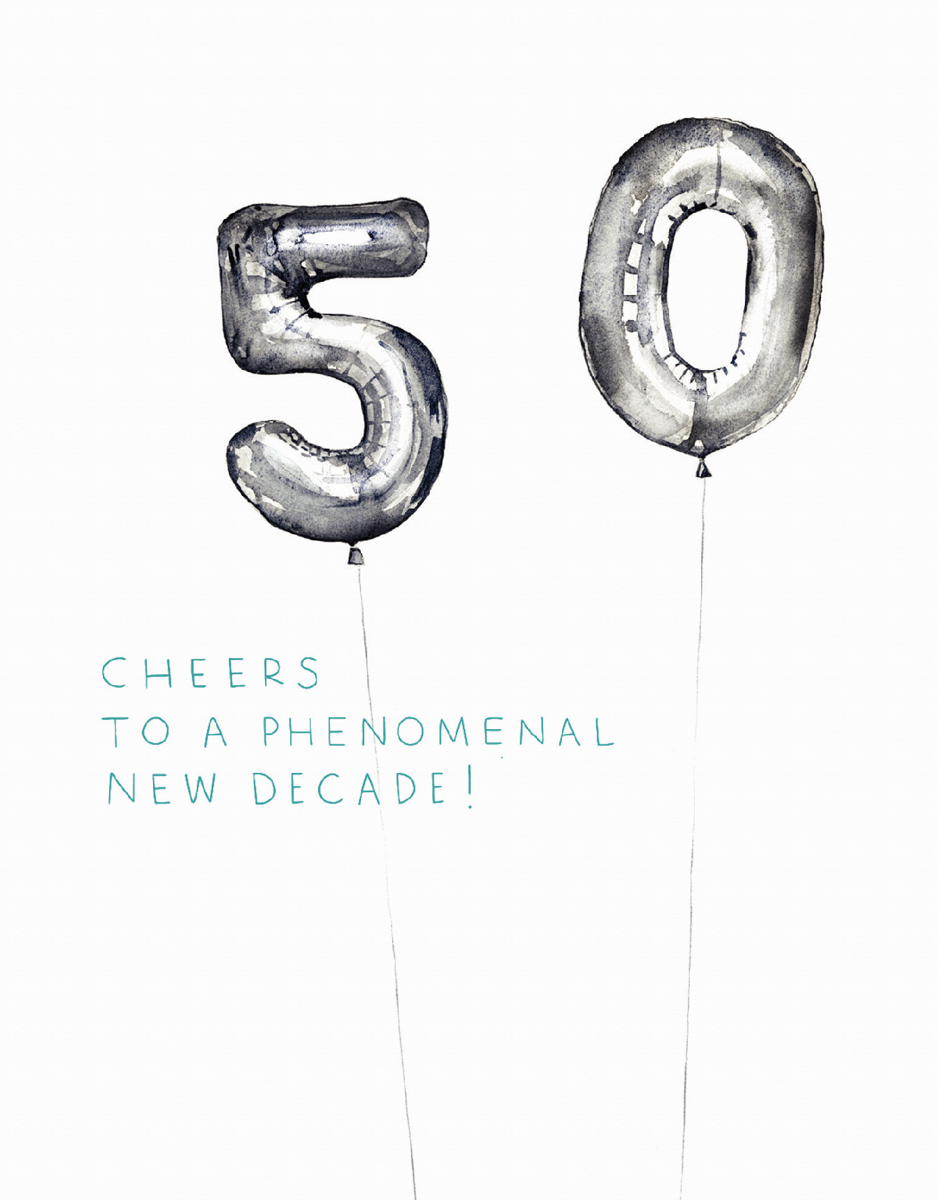 50 Balloons