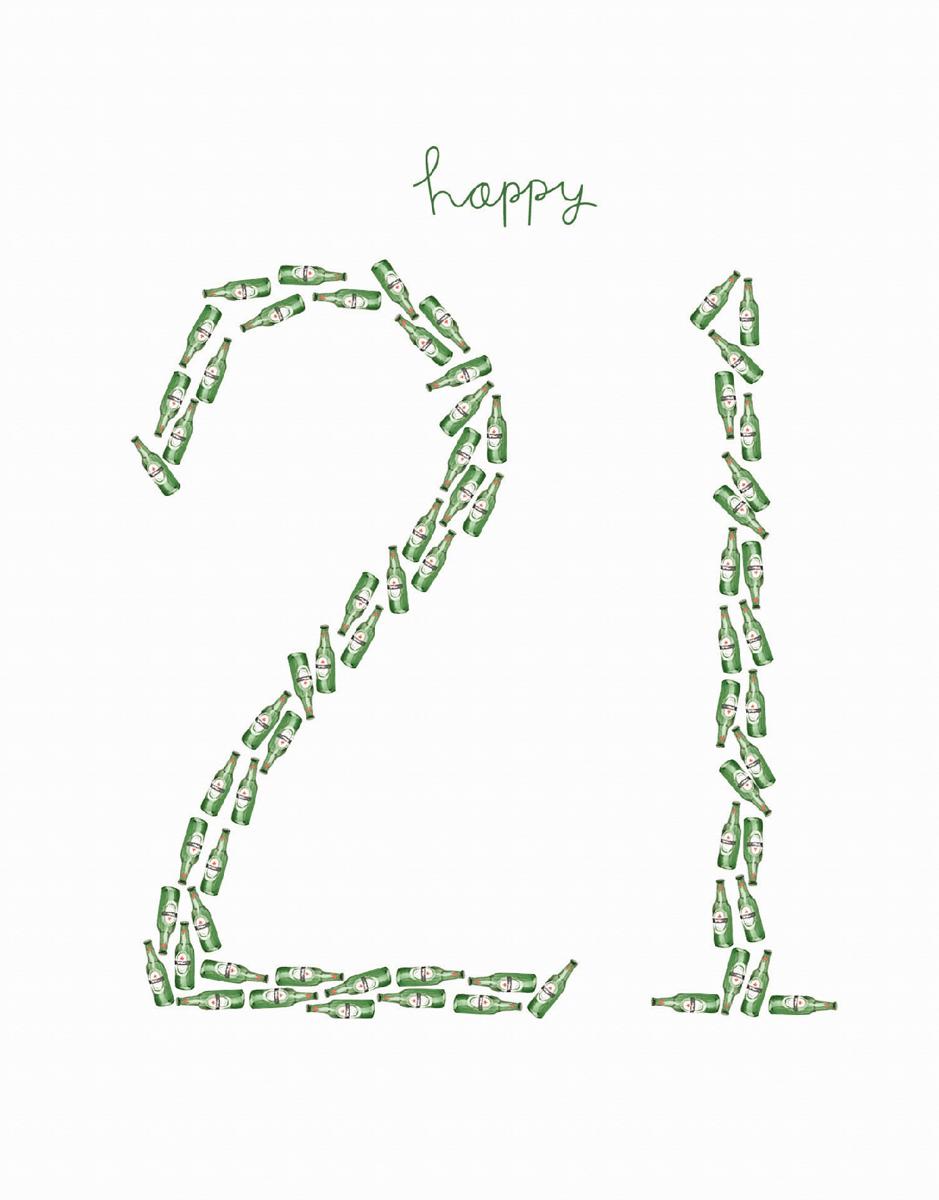 21 Beers