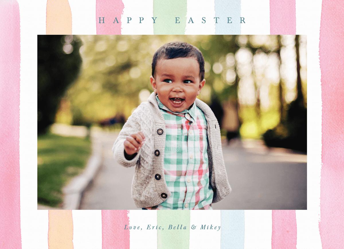 Easter Stripes