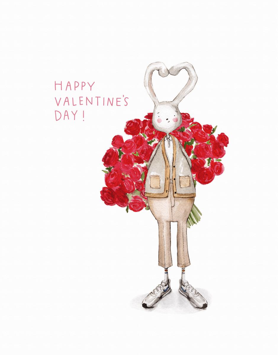 Fancy Pants Bunny