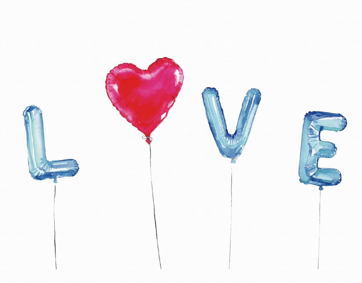Helium Love