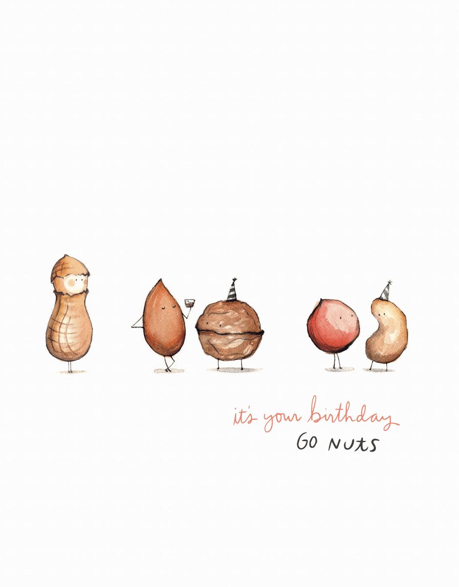 Go Nuts Birthday