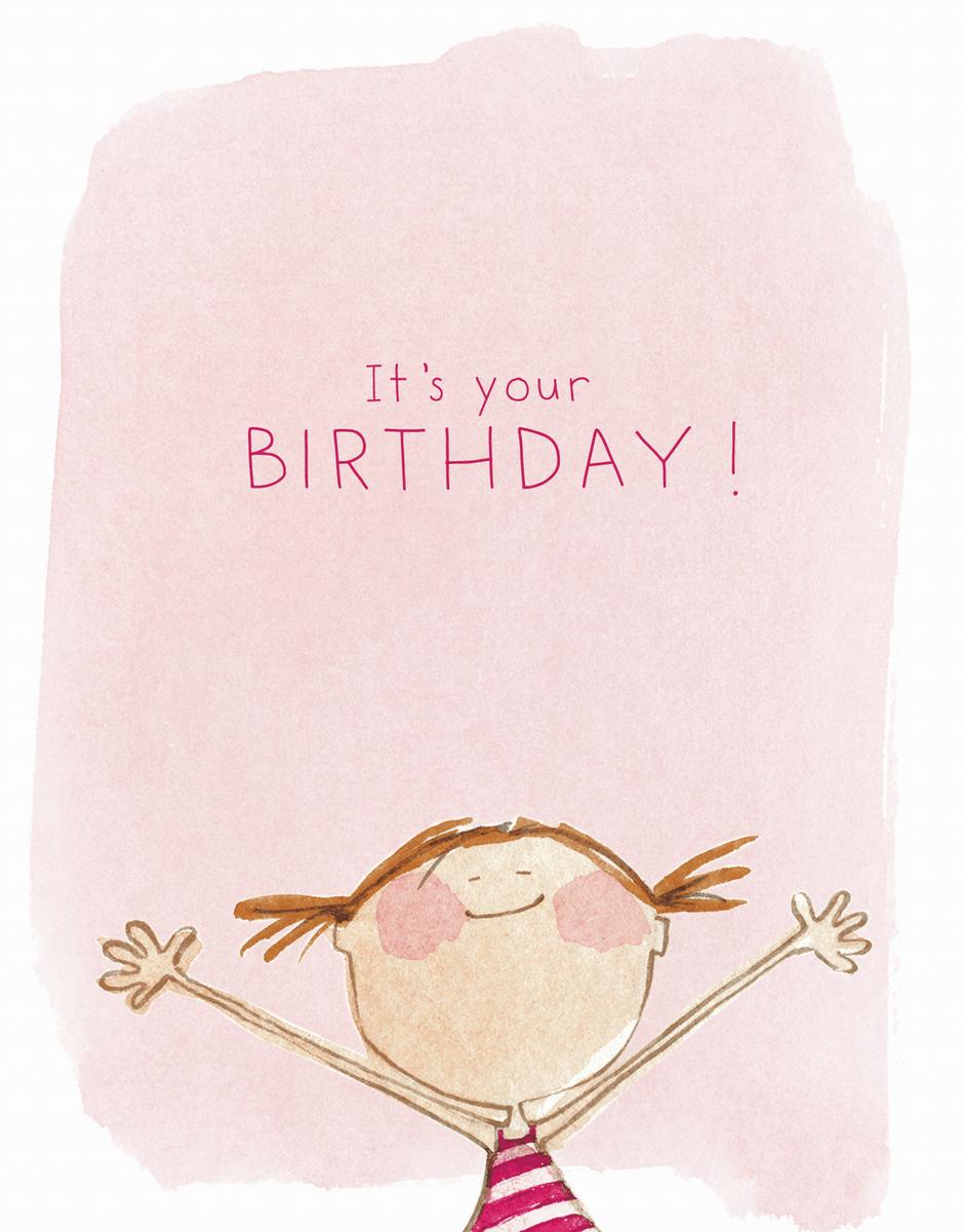 It's Your Birthday
