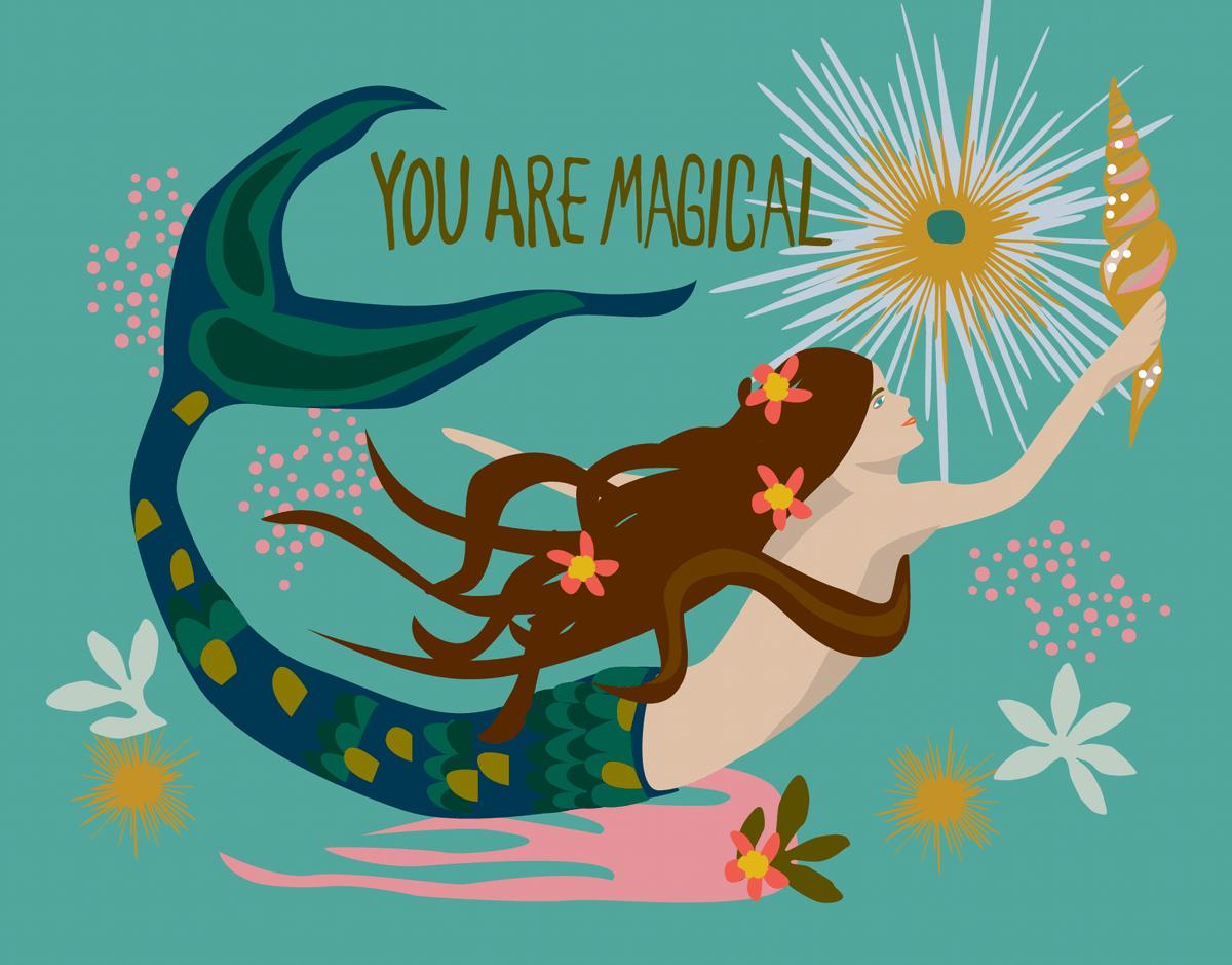 Magical Mermaid