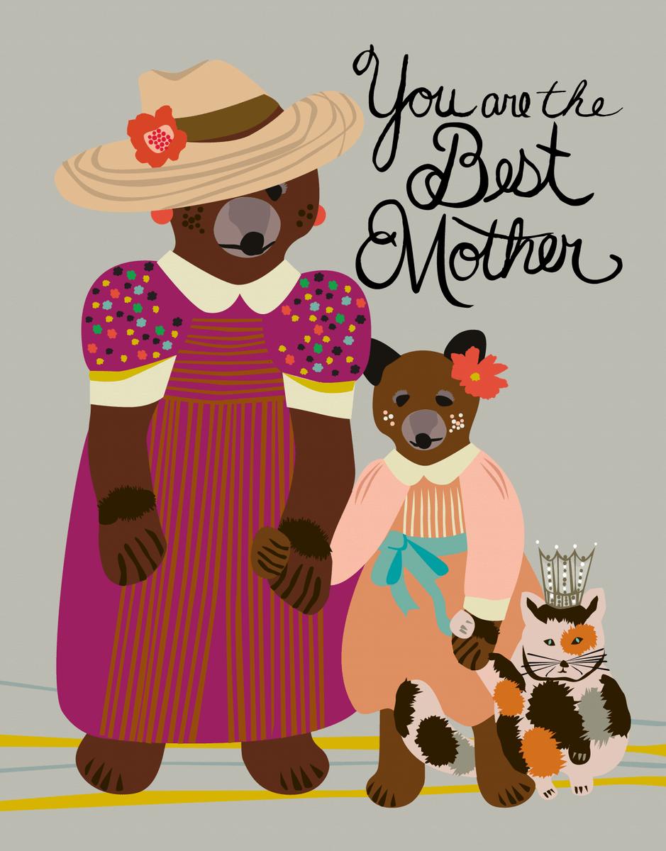 Mother Bear