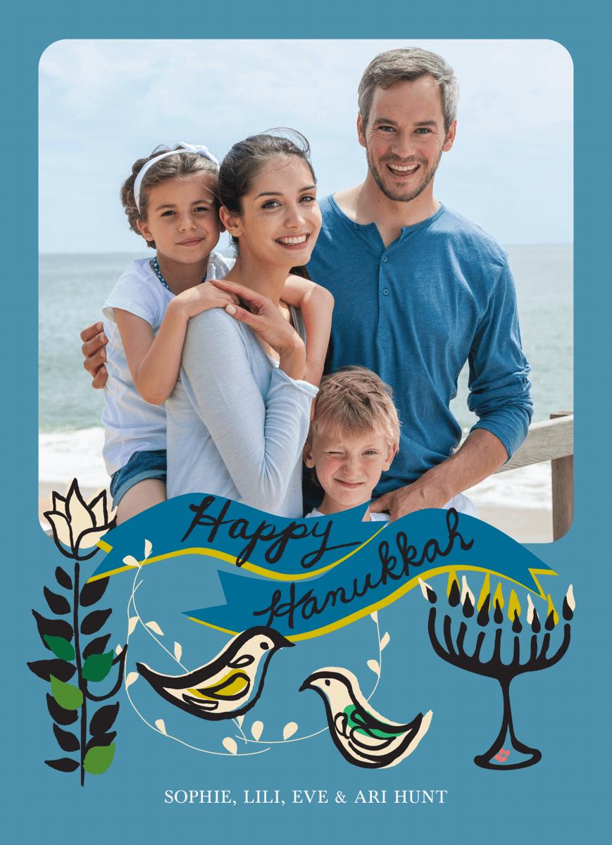 Hanukkah Greetings