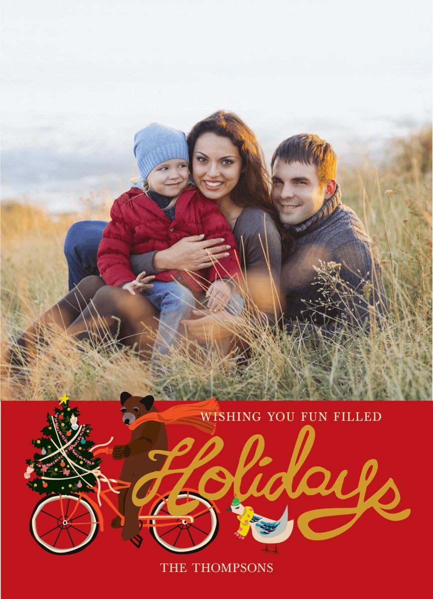 Fun Filled Holidays