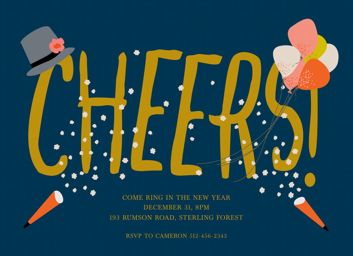 Cheers Confetti