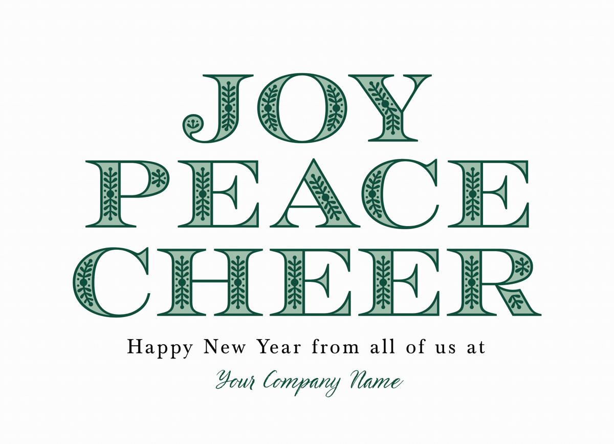 Joy Stack New Year
