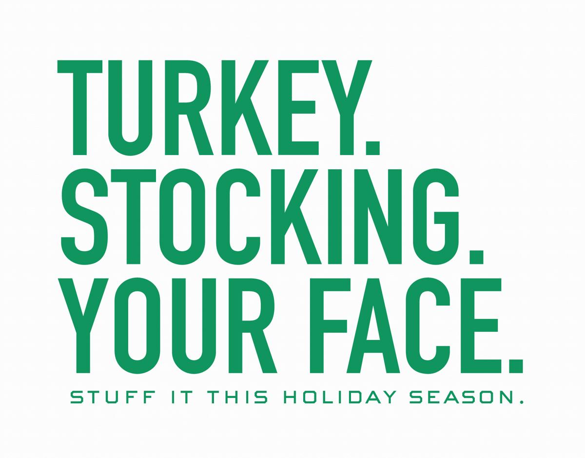 Silly Happy Holidays Card