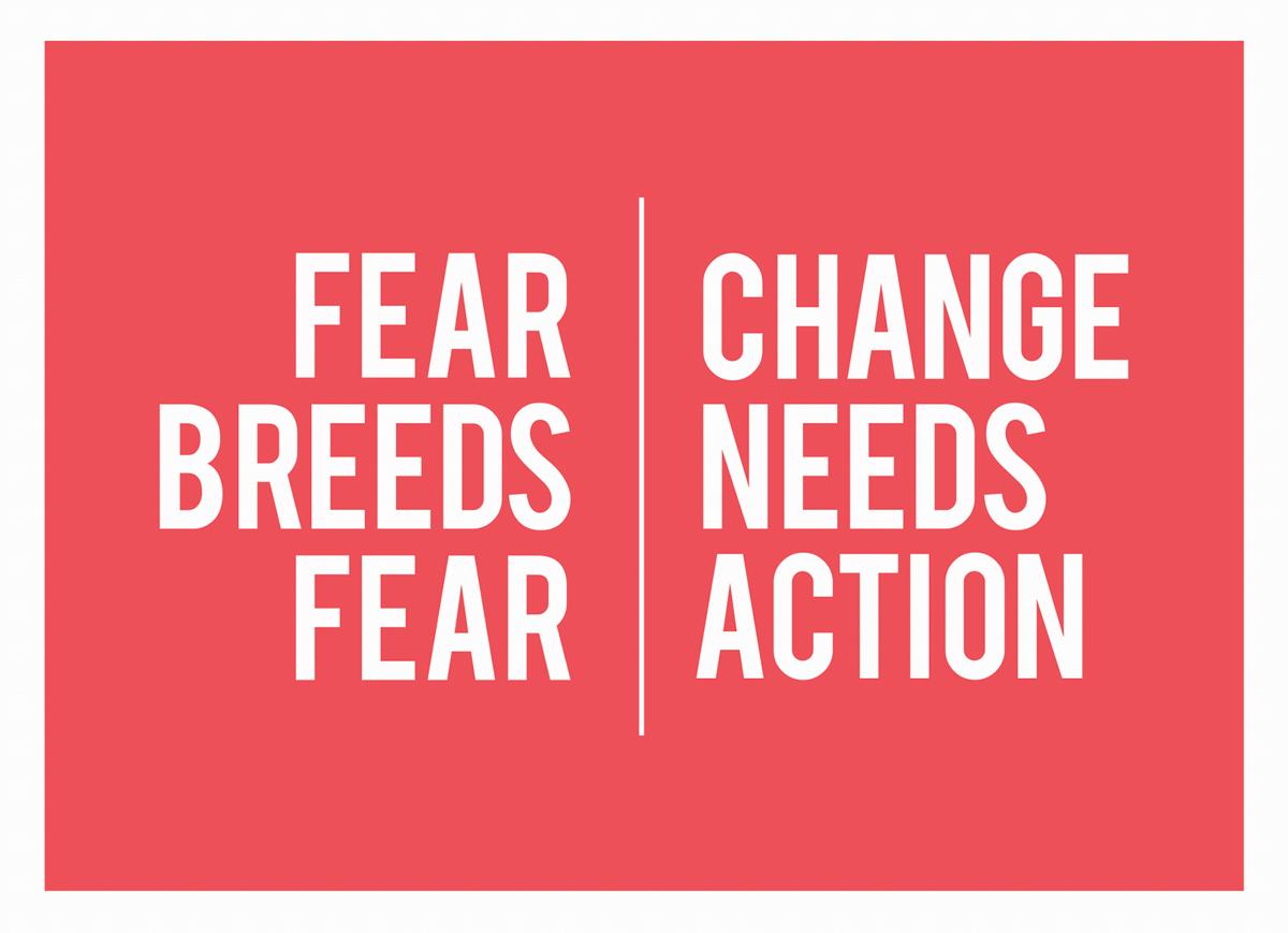 Change Needs Action