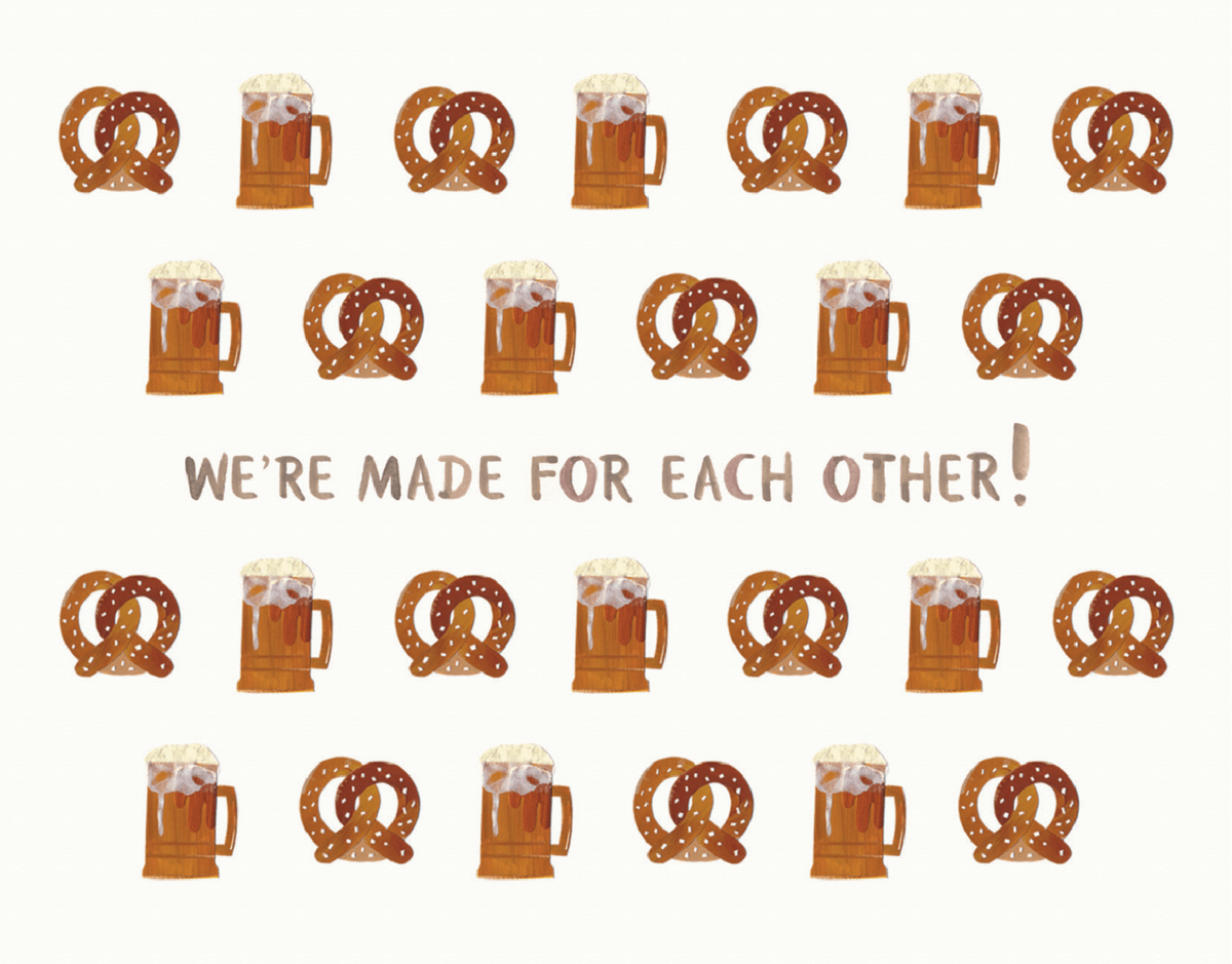 Beer & Pretzels
