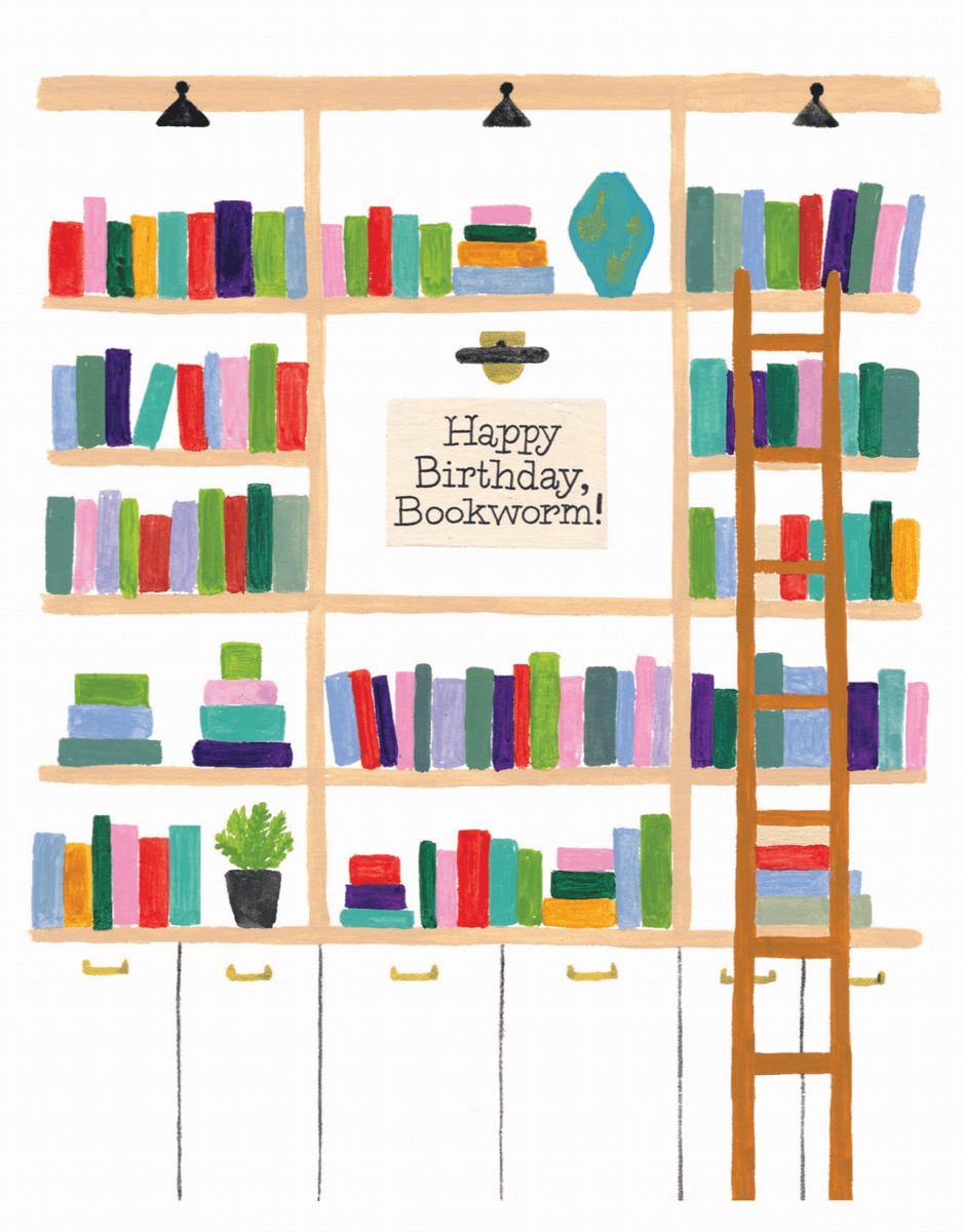 Bookworm Shelfie