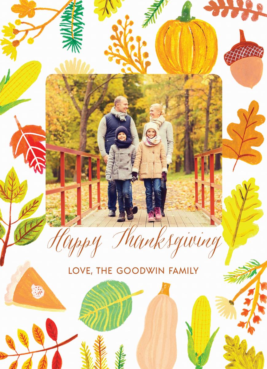 Thanksgiving Harvest