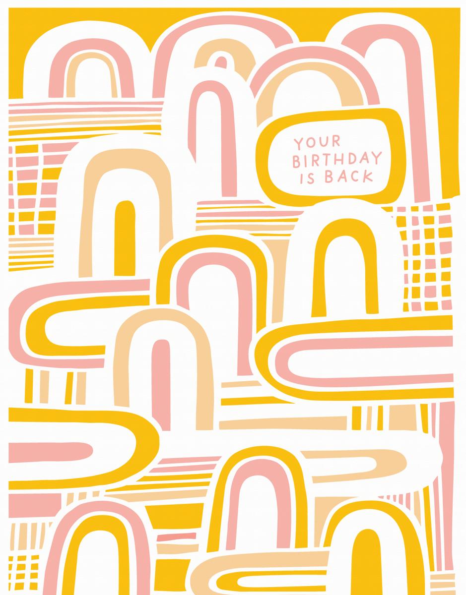 Birthday Is Back