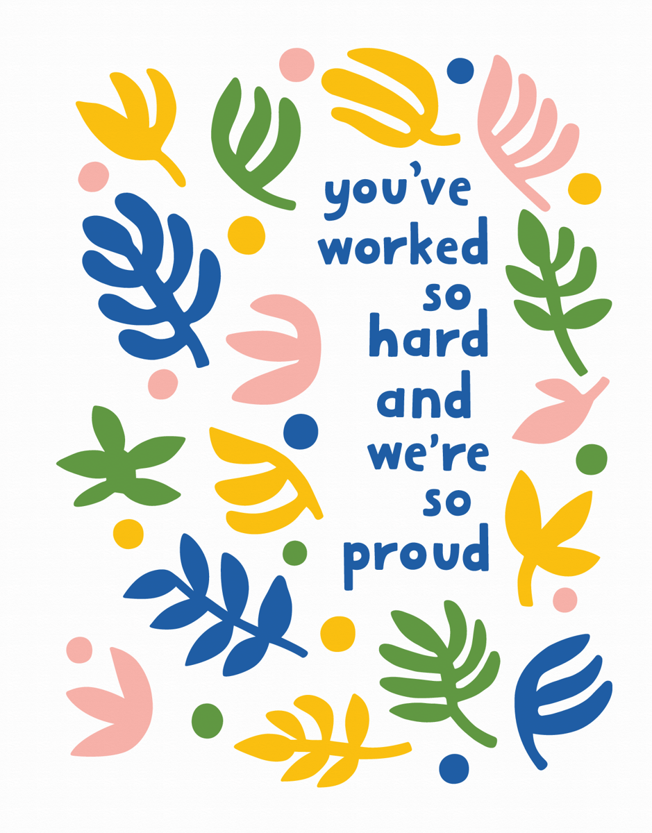 You've Worked So Hard