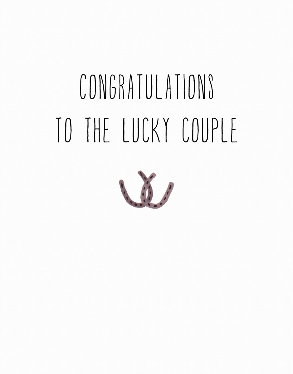 Lucky Couple