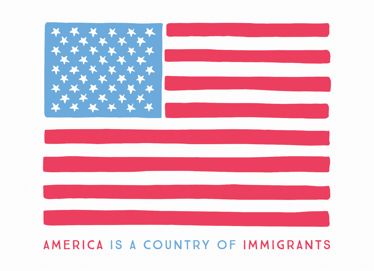 Americans Are Immigrants
