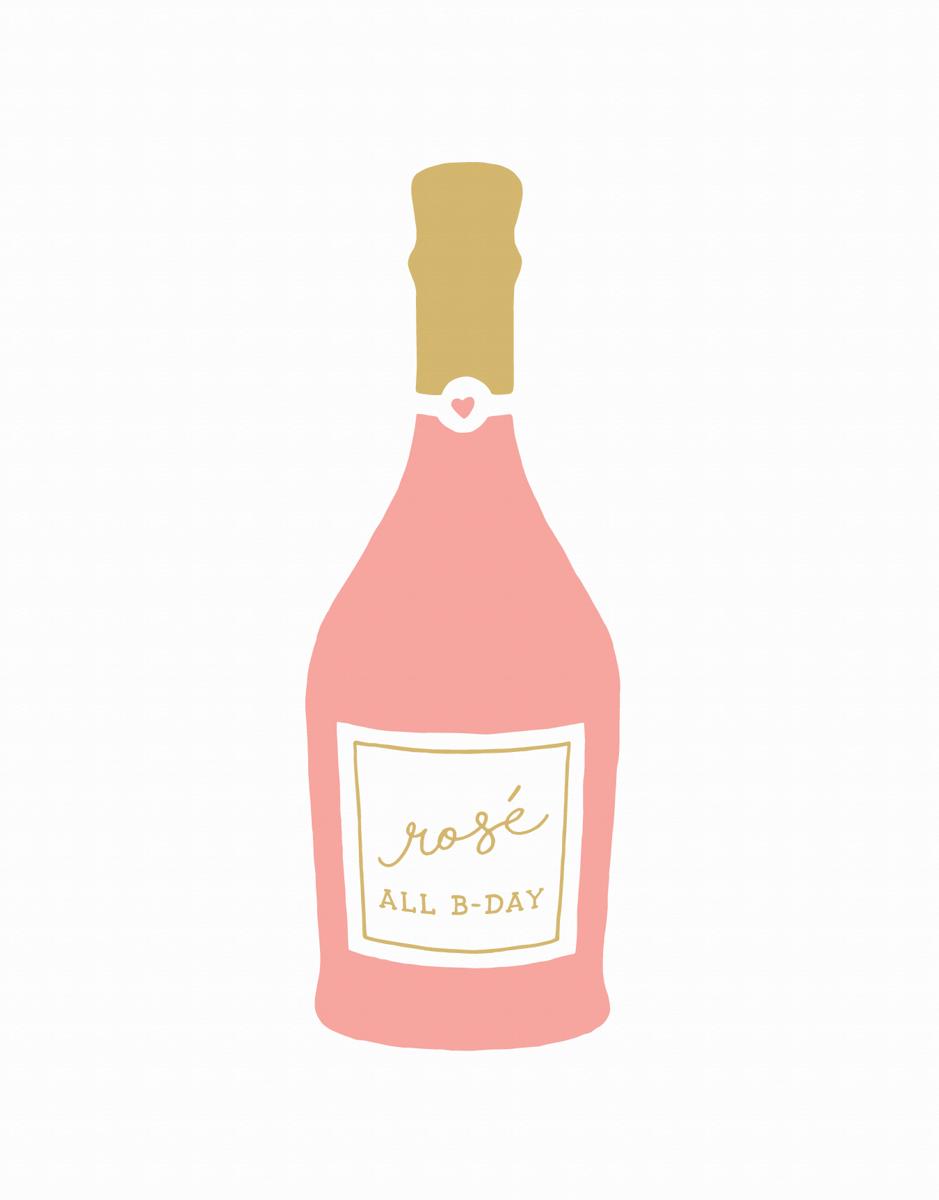 Rosé B-Day