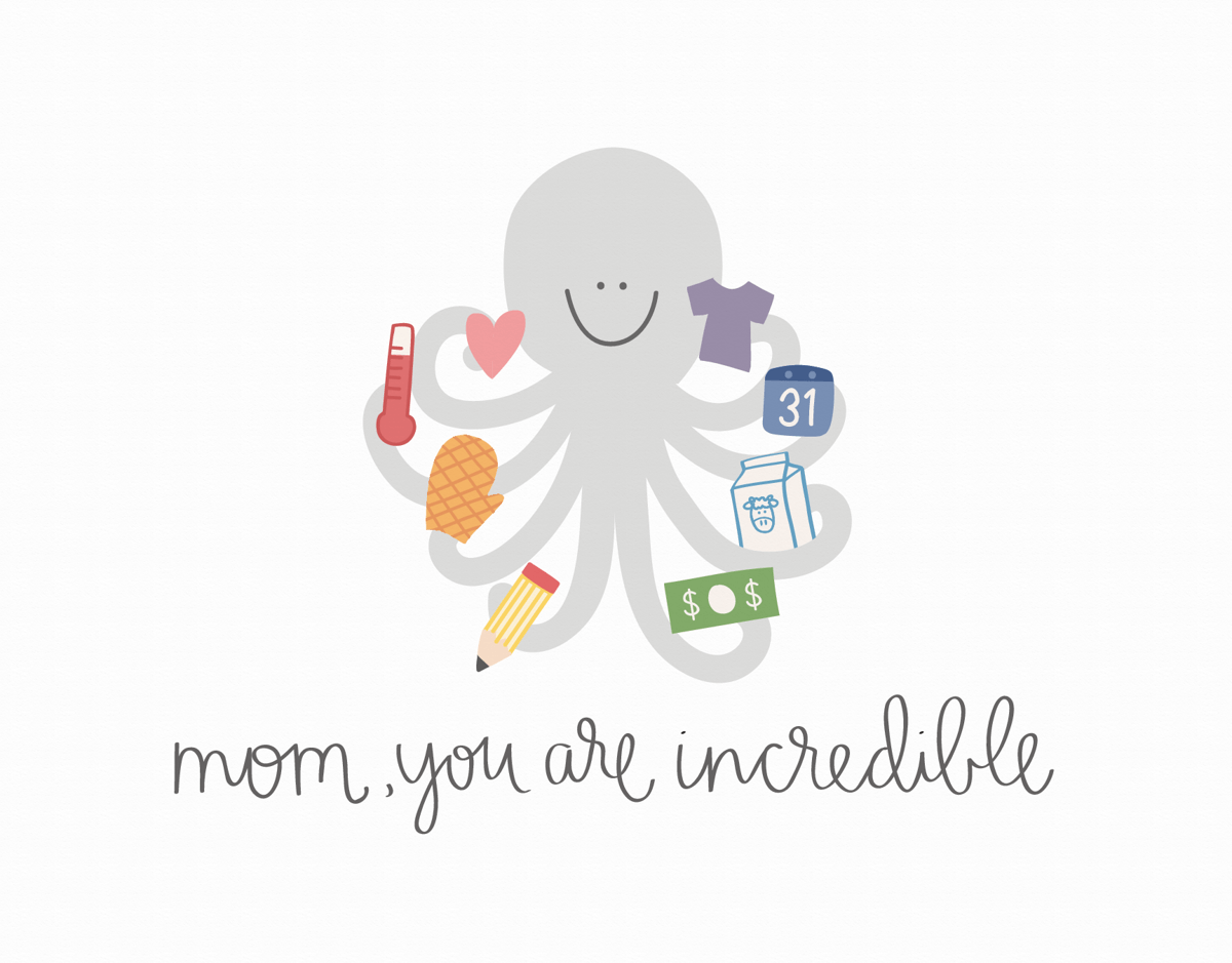 Incredible Mom