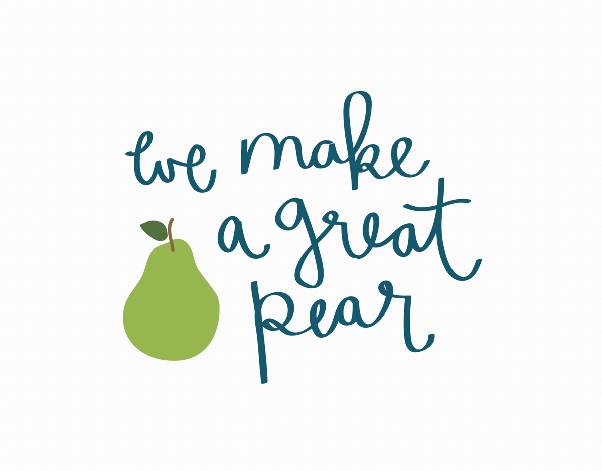 A Great Pear