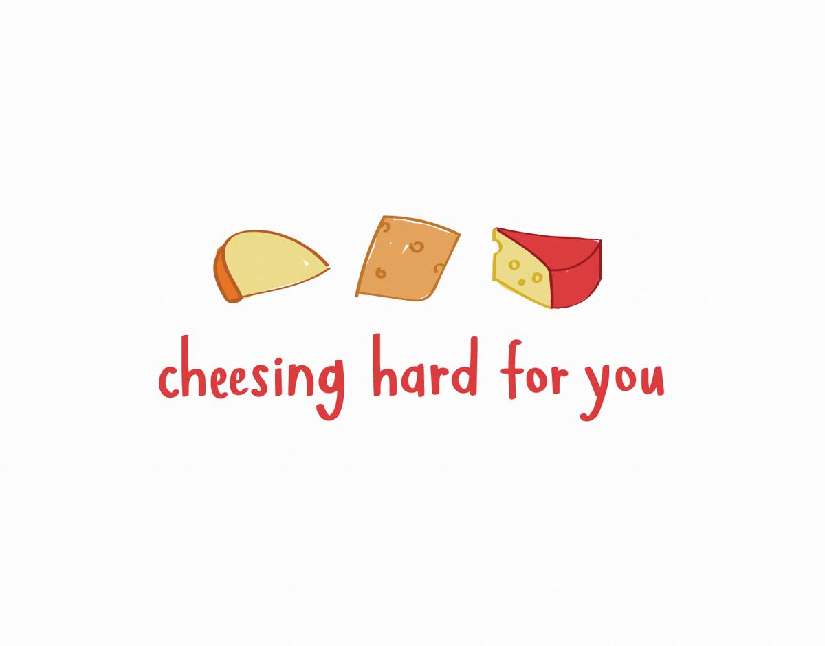 Cheesing