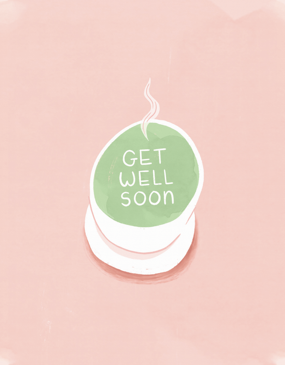 Get Well Soon Matcha