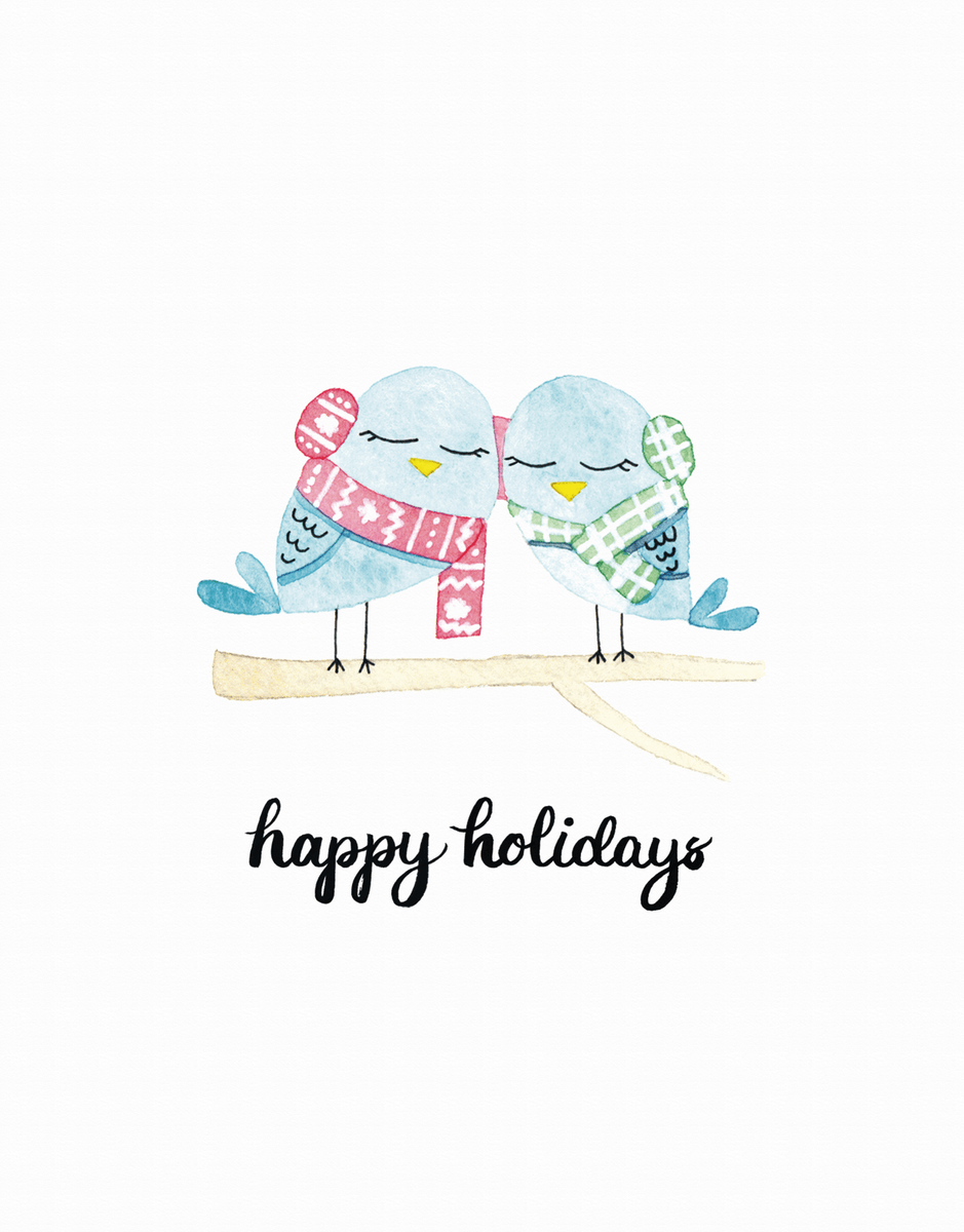 Holiday Owls