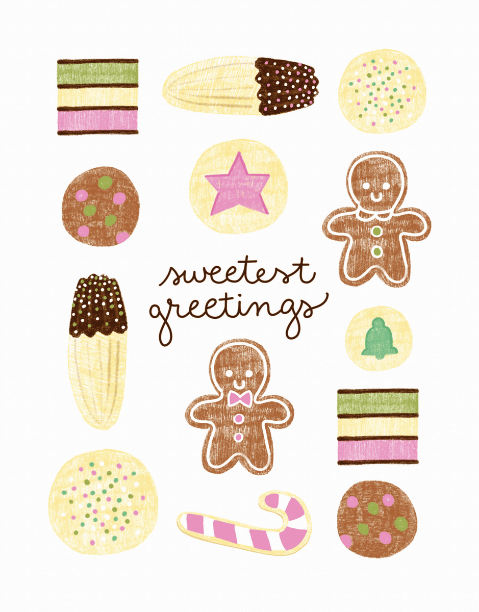 Sweet Cookie Greetings