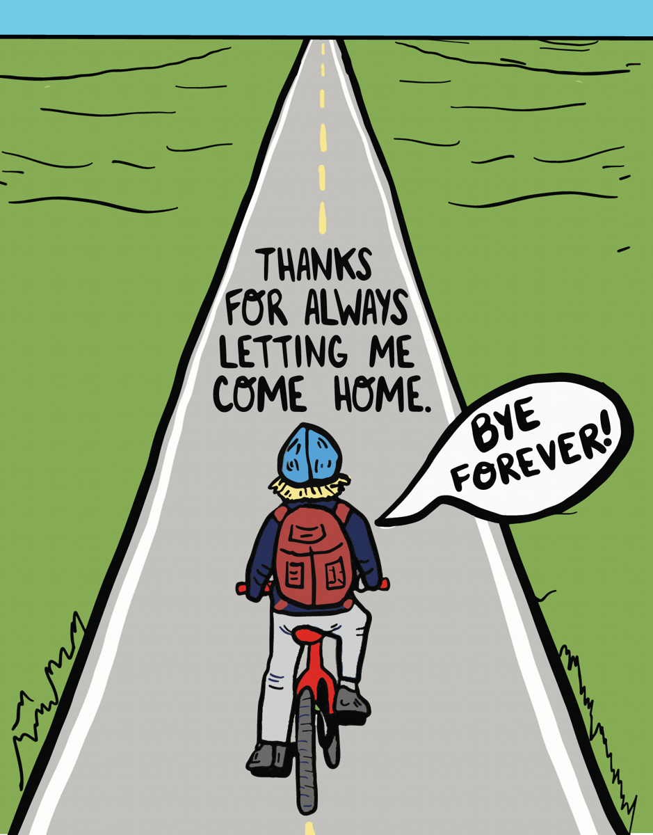 Bye Forever
