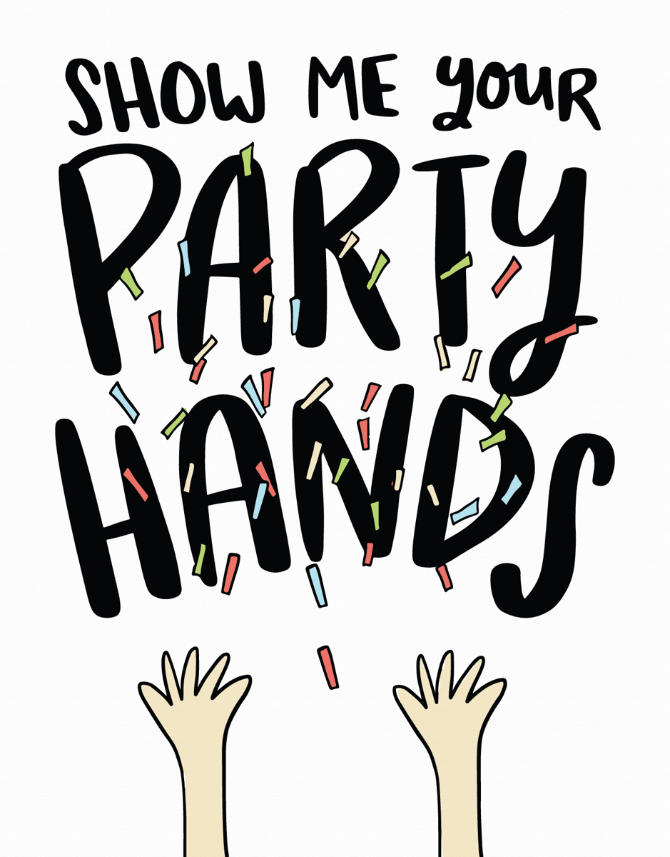 Party Hands