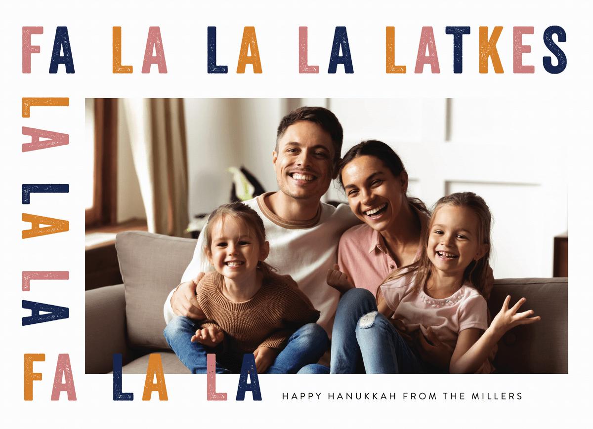 Fa La La Latkes