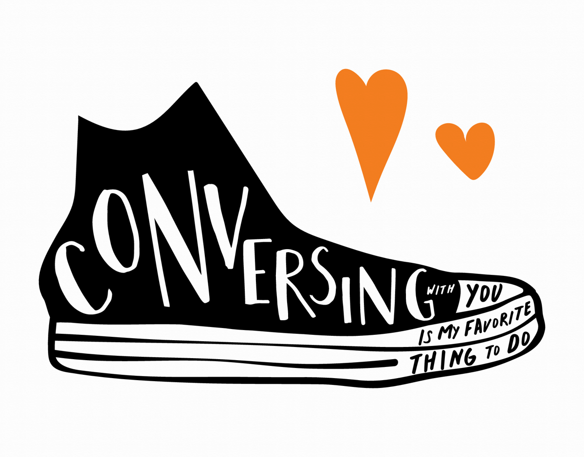 Conversing