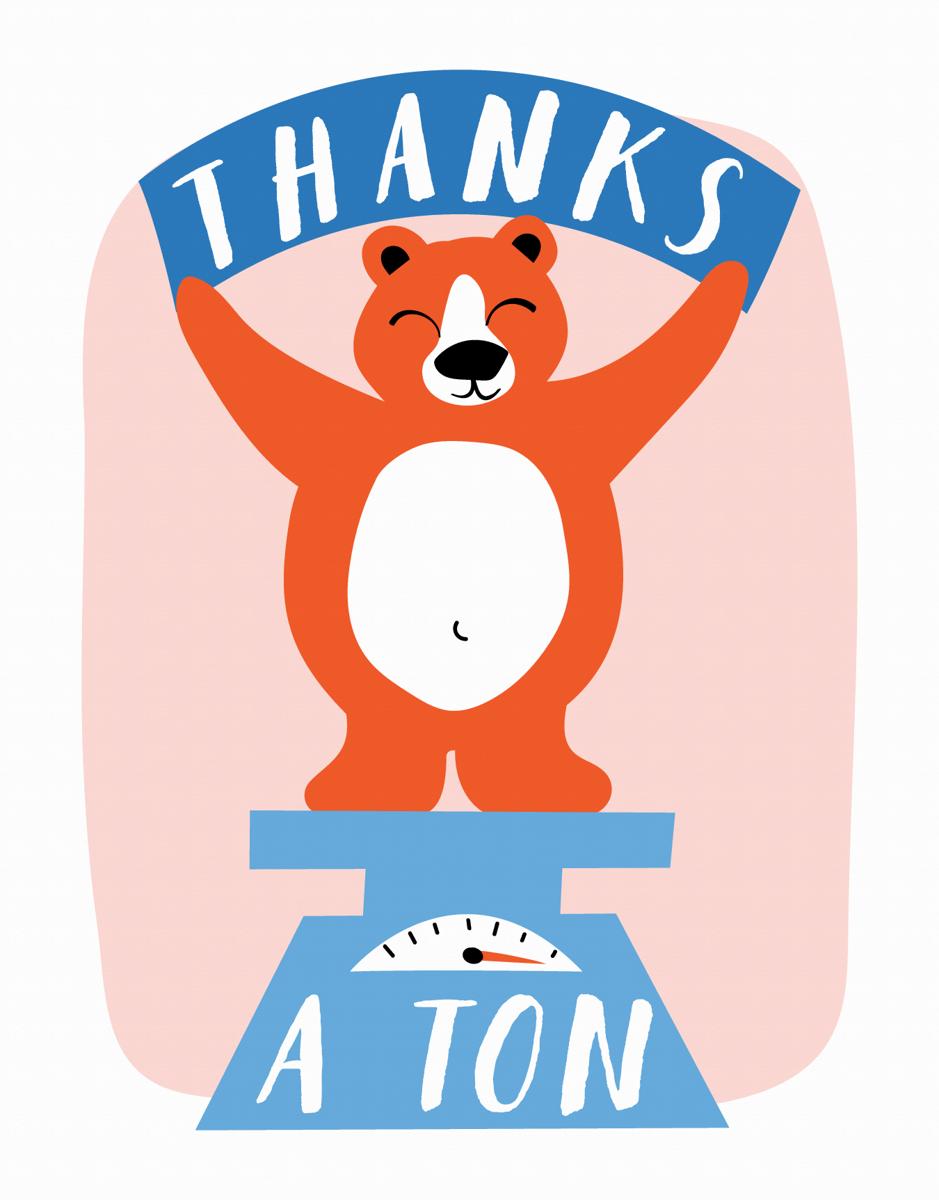 Thanks A Ton