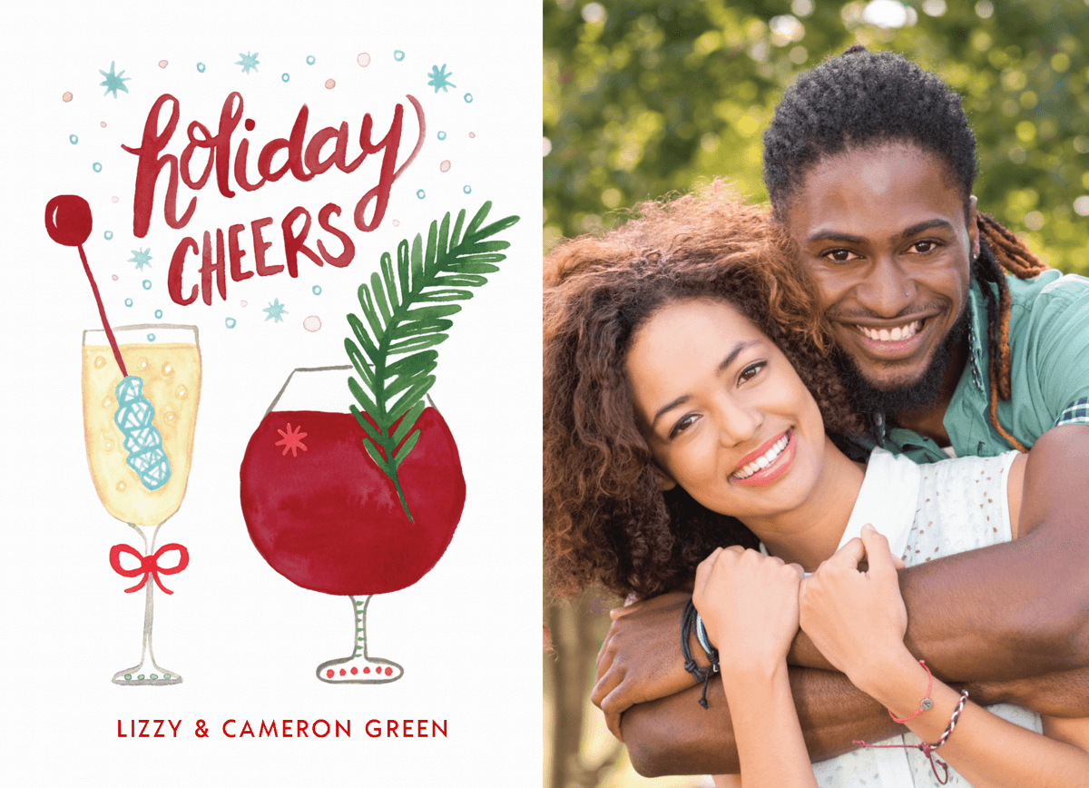 Holiday Cheers Drinks