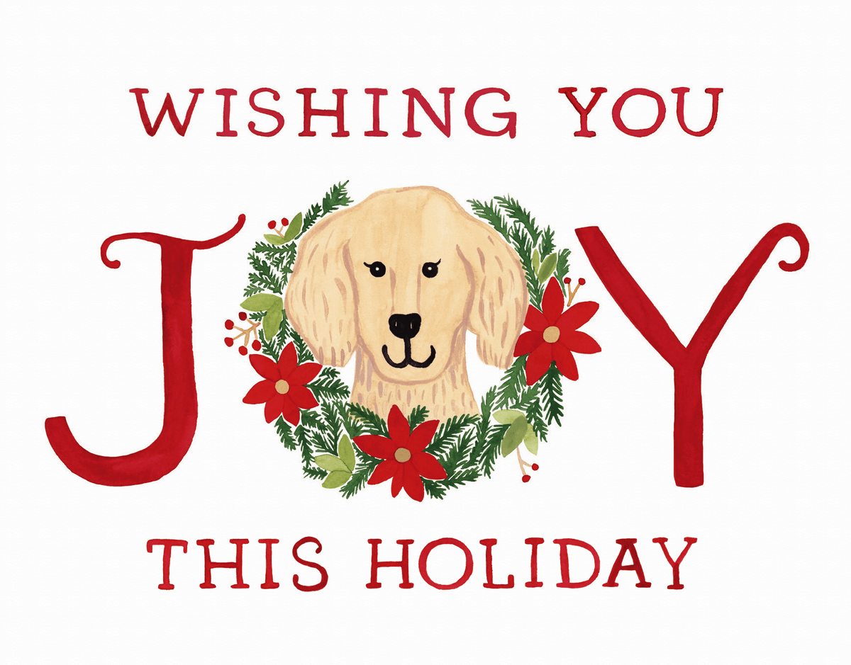 Holiday Golden
