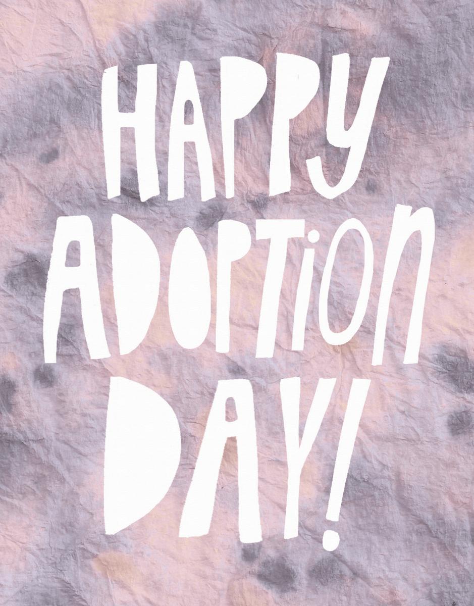 Happy Adoption Day