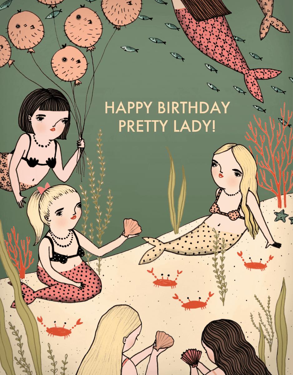 Mermaid Birthday