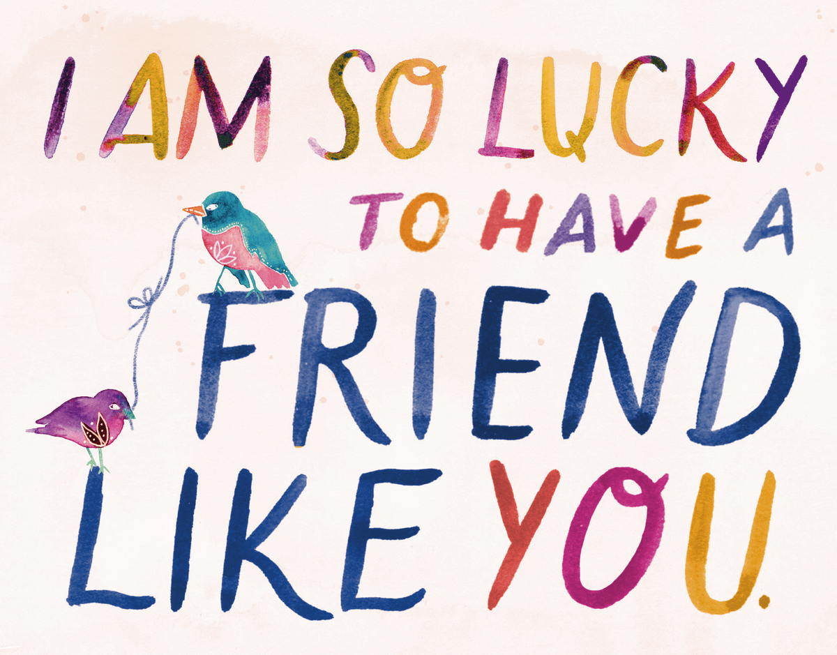 Lucky Friend